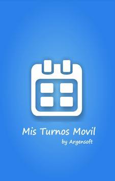 Mis Turnos Movil poster