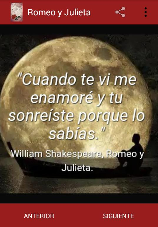 Romeo Y Julieta Frases For Android Apk Download