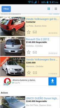 Autos Usados Argentina apk screenshot