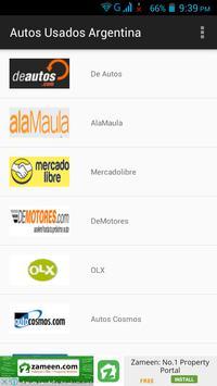 Autos Usados Argentina poster