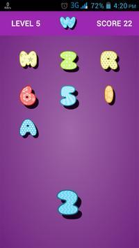 Word Memory Game screenshot 1