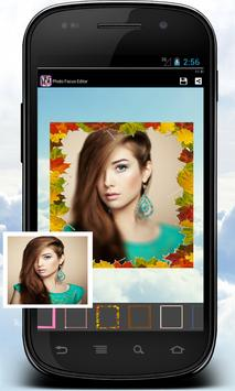 Photo Focus Editor screenshot 1
