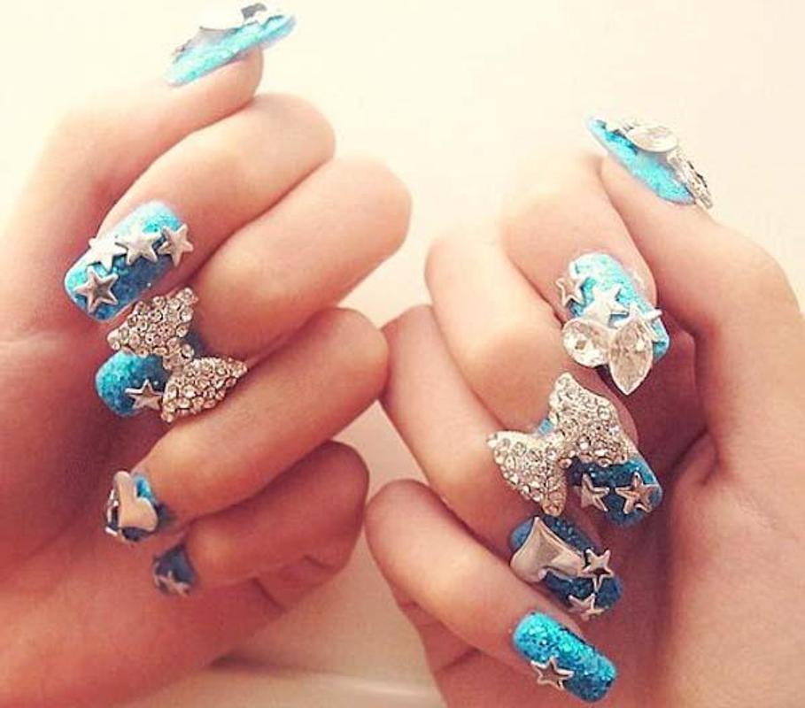 Diseño de uñas acrílico 1000+ Descarga APK - Gratis Estilo de vida ...