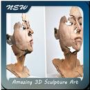 Amazing 3D Sculpture Art APK