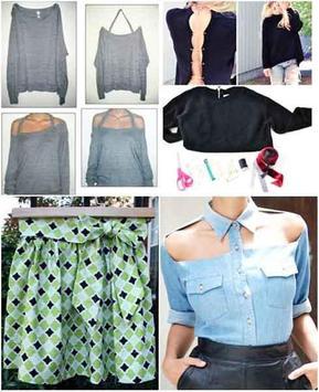 DIY Clothes Ideas poster