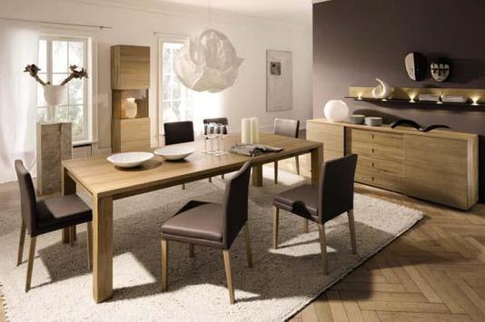 100+ Inspired Dining Room Dcorating apk screenshot
