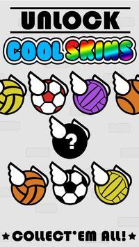 Flappy Basket Dunk Contest : Bouncy Basketball screenshot 2