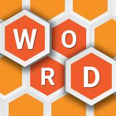 Word Honeycomb icon
