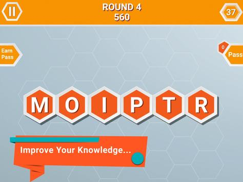 Word Honeycomb screenshot 7