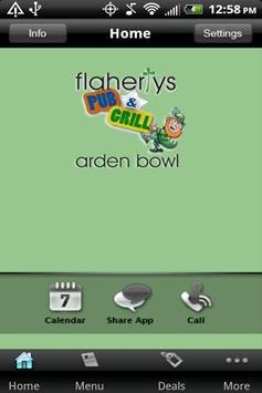 Flaherty's Arden Bowl screenshot 1