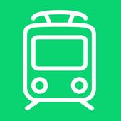 Train Running Status Live icon