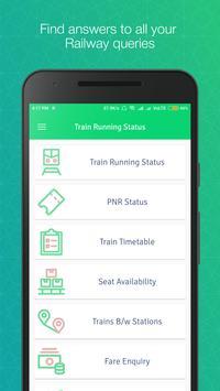 Train Running Status Live poster
