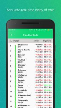 Train Running Status screenshot 2