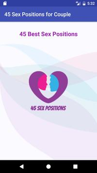 45 Sex Positions for Couples poster