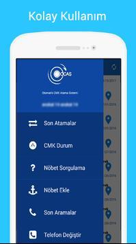 OCAS CMK apk screenshot