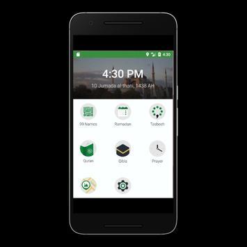 Islami App: Prayer Times And Duas poster