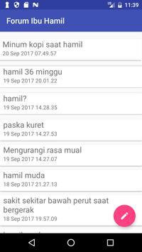 Forum Ibu Hamil poster