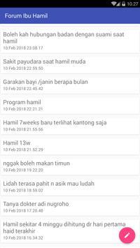 Forum Ibu Hamil screenshot 1