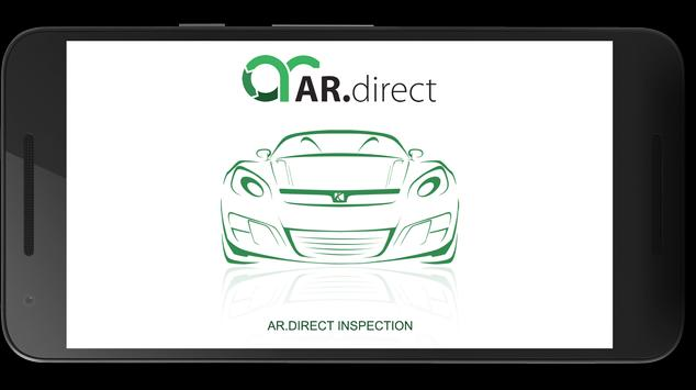 AR.direct Inspection poster