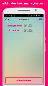 Relationship Time Counter apk screenshot