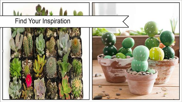 Adorable DIY Cactus Peeps poster