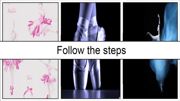 Ballet Wallpaper apk screenshot