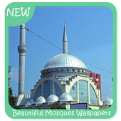 Beautiful Mosques Wallpapers icon