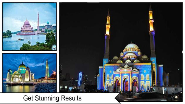 Beautiful Mosques Wallpapers apk screenshot