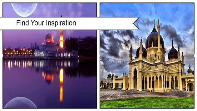 Beautiful Mosques Wallpapers poster
