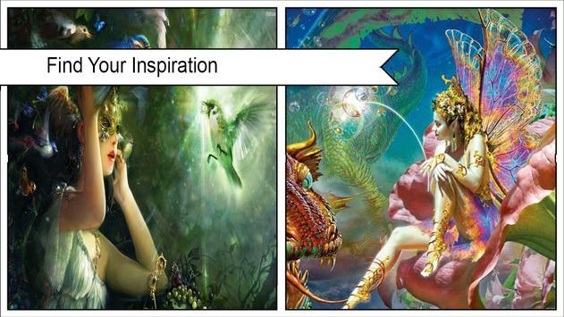 Fairy Wallpaper poster