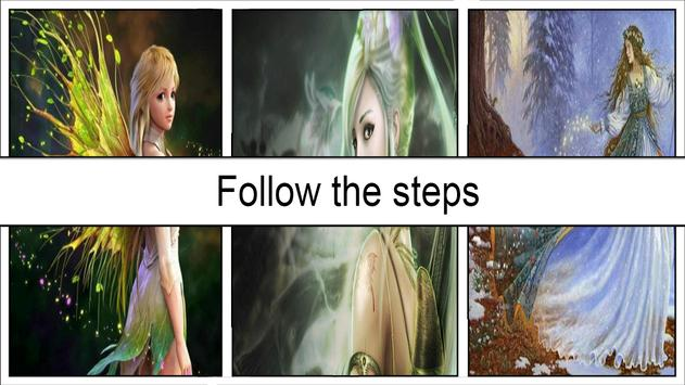 Fairy Wallpaper screenshot 4