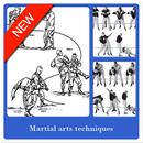 Martial arts techniques APK