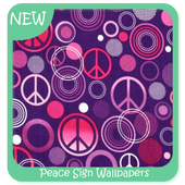 Peace Sign Wallpapers icon