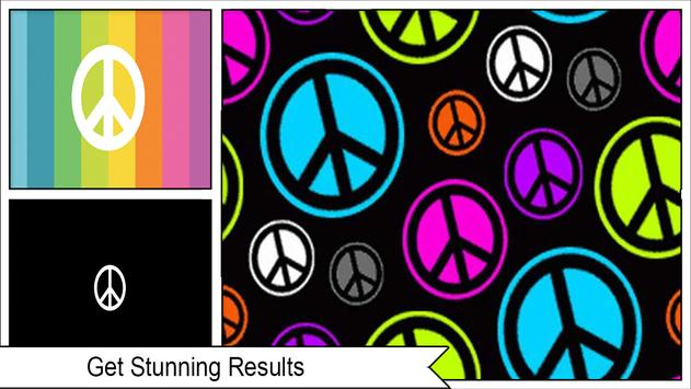 Peace Sign Wallpapers screenshot 3