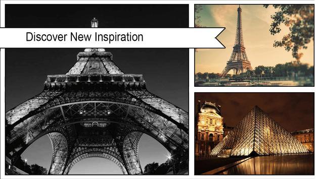 Rainy Paris Live Wallpaper screenshot 1