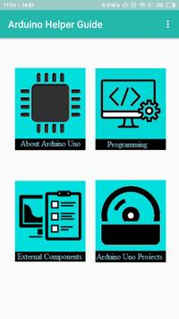 Arduino Help Guide poster