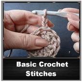Crochet Stitches Basic icon
