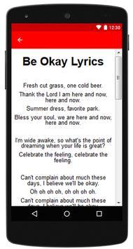 Glee Cast Songs Lyrics screenshot 1