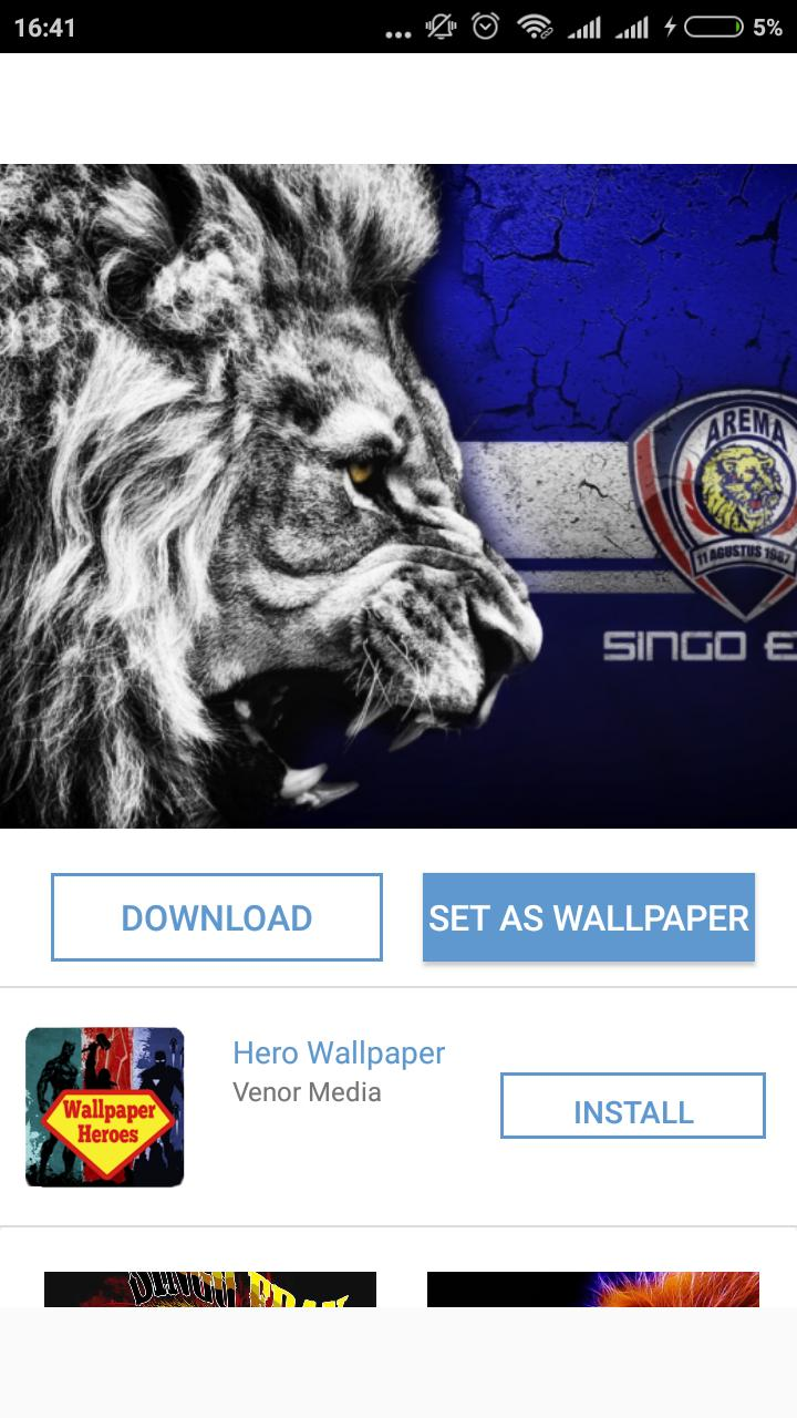 Arema Wallpaper HD For Android APK Download