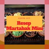 Resep Martabak Mini Lengkap icon