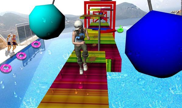 VR Stuntman Water Park Adventure poster