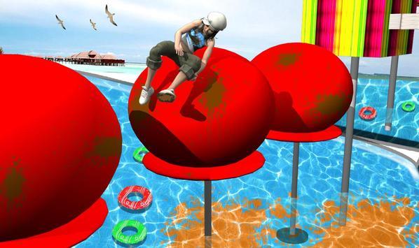 VR Stuntman Water Park Adventure screenshot 2
