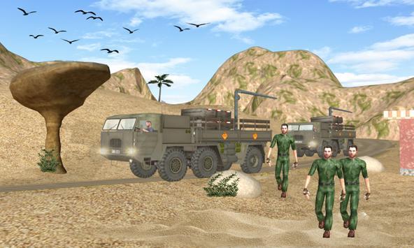 PAK Army Bridge Building Simulator screenshot 1