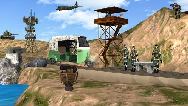 Tuk Tuk Auto Futuristics Driver apk screenshot