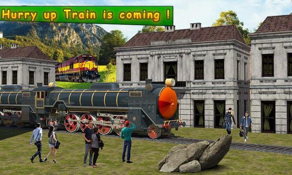 New Super Fast Bullet Train screenshot 1