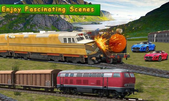 New Super Fast Bullet Train screenshot 2