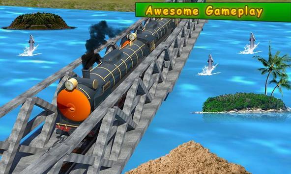New Super Fast Bullet Train screenshot 4