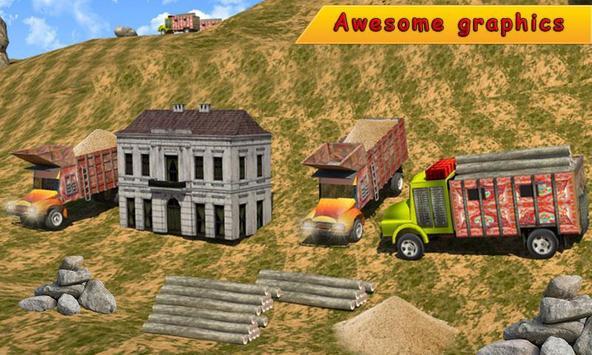 Pak Hill Truck Driver 3D Simulator poster