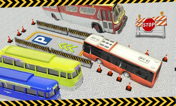 City Bus Parking 3D Simulator screenshot 1