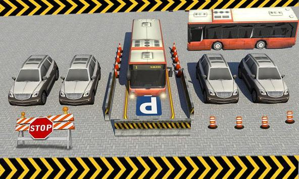 City Bus Parking 3D Simulator screenshot 4